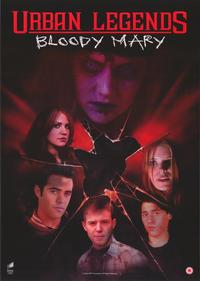 Urban Legends: Bloody Mary - 11 x 17 Movie Poster - Style A