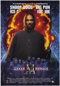 Urban Menace - 11 x 17 Movie Poster - Style A