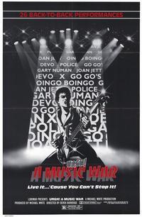 Urgh a Music War - 11 x 17 Movie Poster - Style A