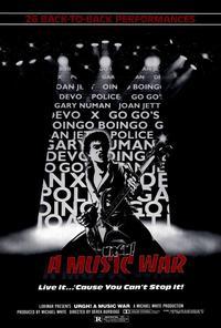 Urgh a Music War - 27 x 40 Movie Poster - Style A