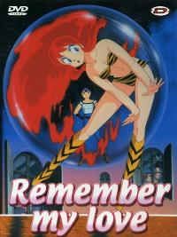 Urusei Yatsura 3: Remember My Love - 11 x 17 Movie Poster - Style A