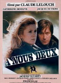 Us Two - 11 x 17 Movie Poster - French Style A