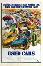 Used Cars - 27 x 40 Movie Poster - Style B