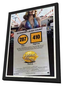 Used Cars - 11 x 17 Movie Poster - Style A - in Deluxe Wood Frame