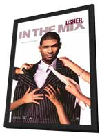 Usher - 11 x 17 Movie Poster - Style A - in Deluxe Wood Frame