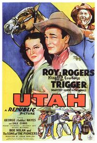 Utah - 27 x 40 Movie Poster - Style A