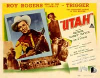Utah - 11 x 14 Movie Poster - Style A