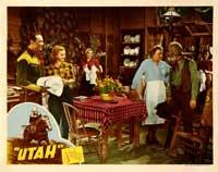 Utah - 11 x 14 Movie Poster - Style D