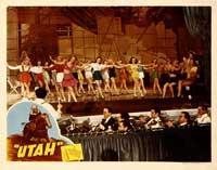 Utah - 11 x 14 Movie Poster - Style G