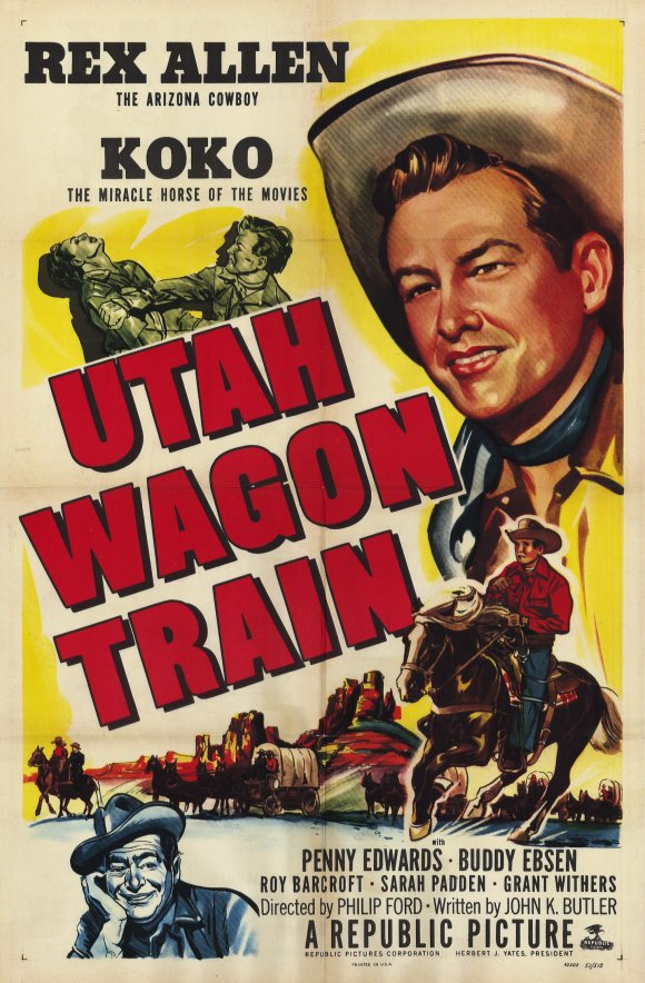 Wagon Train movie