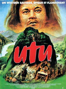 Utu - 11 x 17 Movie Poster - French Style A