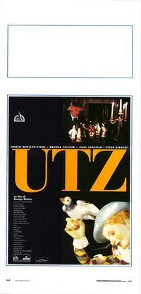 Utz - 11 x 17 Movie Poster - Style B