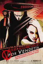 V for Vendetta - 27 x 40 Movie Poster - Style C