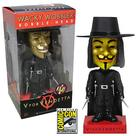 V for Vendetta - SDCC 2012 Exclusive Metallic Bobble Head