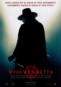V for Vendetta - 43 x 62 Movie Poster - Bus Shelter Style A