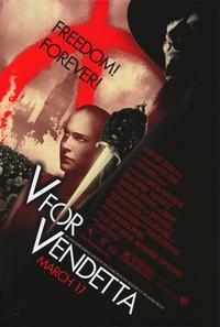 V for Vendetta - 11 x 17 Movie Poster - Style B