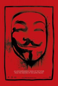 V for Vendetta - 27 x 40 Movie Poster - Style H