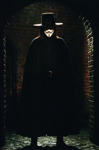 V for Vendetta - 8 x 10 Color Photo #16