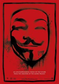 V for Vendetta - 43 x 62 Movie Poster - Bus Shelter Style B