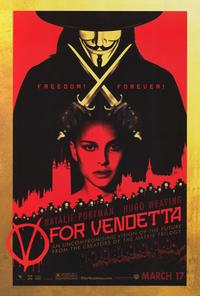 V for Vendetta - 11 x 17 Movie Poster - Style A - Double Sided