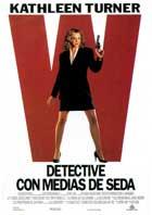 V.I. Warshawski - 11 x 17 Movie Poster - Spanish Style A