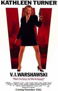 V.I. Warshawski - 11 x 17 Movie Poster - Style A