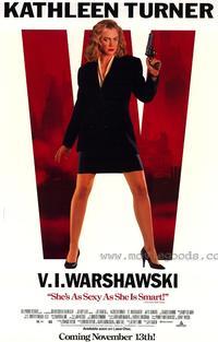 V.I. Warshawski - 27 x 40 Movie Poster - Style A