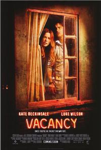 Vacancy - 43 x 62 Movie Poster - Bus Shelter Style B