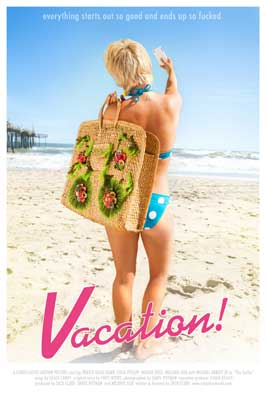 Vacation! - 43 x 62 Movie Poster - Bus Shelter Style A
