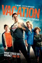 """Vacation"" Movie Poster"