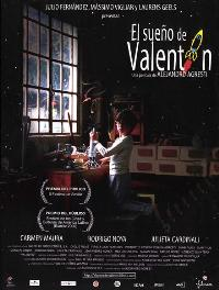 Valentin - 11 x 17 Movie Poster - Spanish Style A