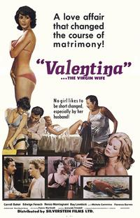 Valentina...The Virgin Wife - 27 x 40 Movie Poster - Style A