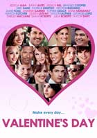 Valentine's Day - 11 x 17 Movie Poster - Style E