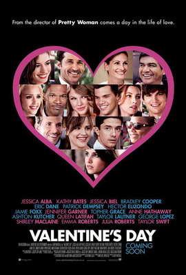 Valentine's Day - 11 x 17 Movie Poster - Style B