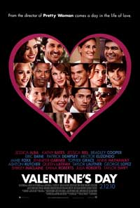 Valentine's Day - 11 x 17 Movie Poster - Style C