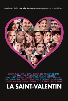 Valentine's Day - 27 x 40 Movie Poster - Canadian Style A