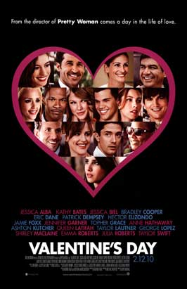 Valentine's Day - 11 x 17 Movie Poster - Style A - Double Sided