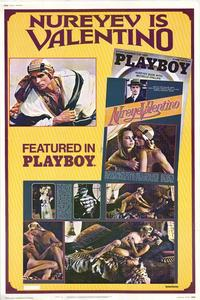 Valentino - 11 x 17 Movie Poster - Style C