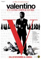 Valentino: The Last Emperor - 11 x 17 Movie Poster - Italian Style A