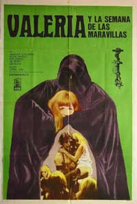 Valerie And Her Week Of Wonders - 11 x 17 Movie Poster - Czchecoslovakian Style A