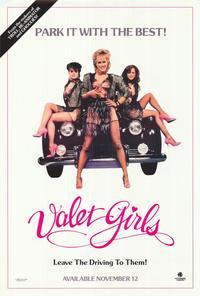 Valet Girls - 11 x 17 Movie Poster - Style B