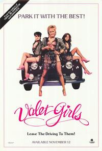 Valet Girls - 27 x 40 Movie Poster - Style B