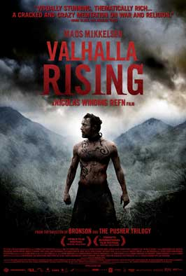 Valhalla Rising - 11 x 17 Movie Poster - Style D