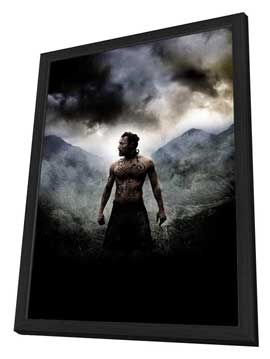 Valhalla Rising - 27 x 40 Movie Poster - Style A - in Deluxe Wood Frame