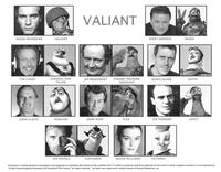 Valiant - 8 x 10 B&W Photo #1