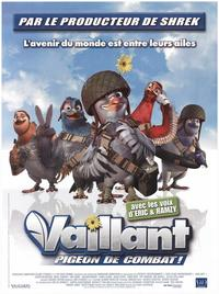 Valiant - 30 x 40 Movie Poster - French Style A