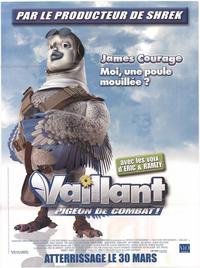 Valiant - 30 x 40 Movie Poster - French Style B