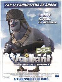 Valiant - 30 x 40 Movie Poster - French Style C