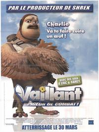 Valiant - 30 x 40 Movie Poster - French Style D