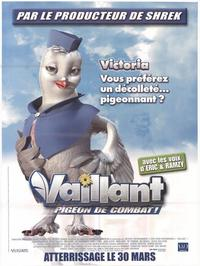 Valiant - 30 x 40 Movie Poster - French Style E